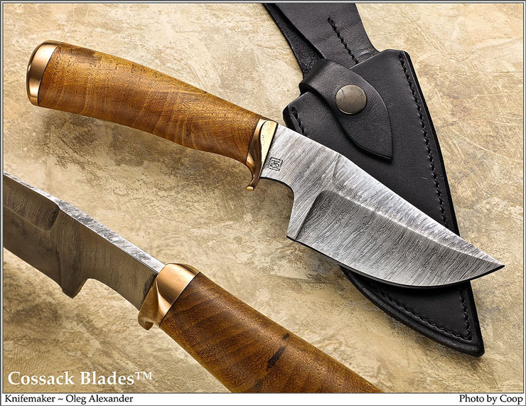 Cossack Blades All Our Knives Are Handmade